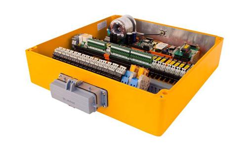 这款接收器非常适合用于pwm电流或vc电压控制的液压阀.